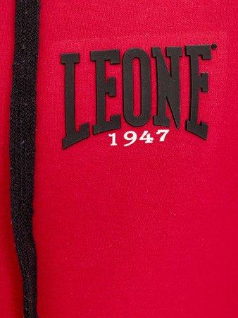LEONE - HOODED SWEATSHIRT [LSM1559_bordo]