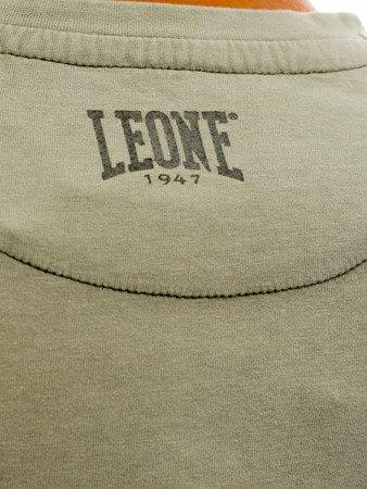 """LEONE - Tričko """"OLD"""" [LSM1512_zielony]"""