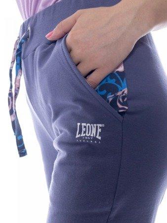 LEONE tepláky pro ženy fialové XS [LW1806]