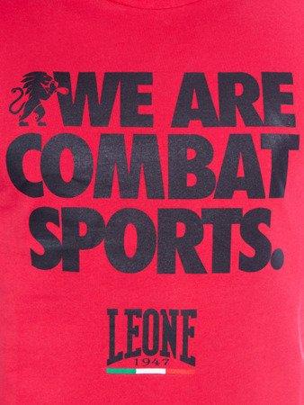 Leone - Tričko (ČERVENÉ)
