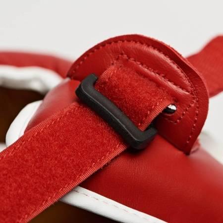 Leone - přilba (červená)