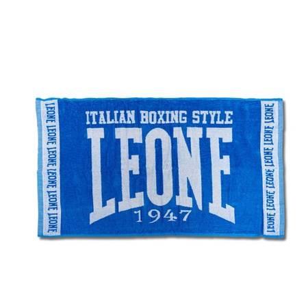 Leone1947 prstenový ručník černý [AC914]