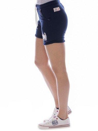 dámské námořnické šortky